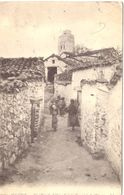 Algérie Une Rue Du Village Kabyle TAOURIF-AMOKRAIN - Other