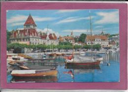 LAUSANNE - OUCHY .-  Le Port - VD Vaud