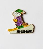 Pin's Marmotte Aix Les Bains - 36R - Villes