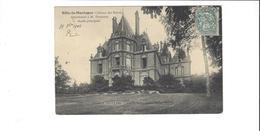 RILLY LA MONTAGNE  CHATEAU DES ROZAIS FACADE PRINCIPALE  APPARTENT A MR POMMERY ****  A   SAISIR  *** - Rilly-la-Montagne