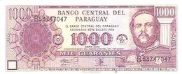 Paraguay  P-221  1000  Guaranies  2002  UNC - Paraguay