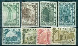 PARAGUAY PA N°217 / 224 N Xx TB .cote 8.50 € - Paraguay