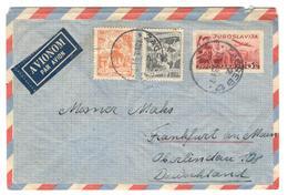 9202 - Par Avion Pour L'Allemagne - Postal Stationery