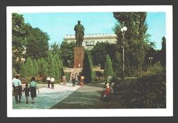 Kiev / Киев - Monument To Taras Shevchenko - 1814-1861 - Ukraine