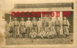☺♦♦ CARTE PHOTO D'un GROUPE De MILITAIRES - GUERRE 14 POILUS - MILITAIRE MILITARIA - Guerre 1914-18