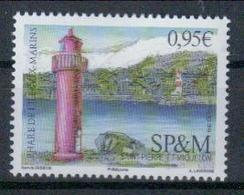 St.Pierre & Miquelon 'Leuchtturm Ile Aux Marins' / SPM 'Ile Aux Marins Lighthouse' **/MNH 2018 - Lighthouses