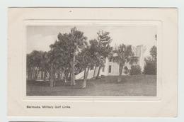 Bermuda Military Golf Links  Edit Bradley Hamilton Embossed - Bermudes