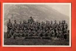 FKG-03 Valais Wallis, Ort Zu Bestimmen, Lieu à Déterminer. Militaires, Militär. Nicht Gelaufen, Non Circulé - VS Valais