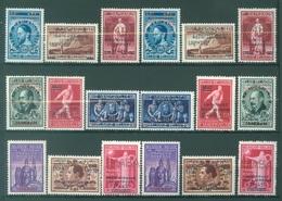 BELGIUM - 1948 - MNH/*** LUXE - IMABA- COB PR83-100 - Lot 17999 - Belgique