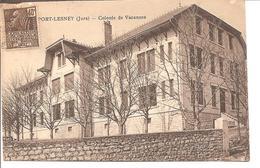 PORT-LESNEY - 39 - Jura - Colonie De Vacances - Autres Communes