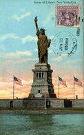 STATUE OF LIBERTY NEW YORK - Statue De La Liberté
