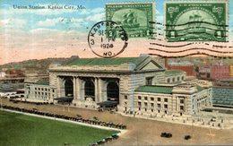 ETATS UNIS KANSAS CITY UNION STATION - Kansas City – Missouri