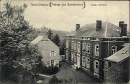 Cp Thy Le Château Namur, Abbaye Des Bénédictines, Façade Extérieure - Belgium
