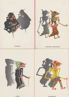 """18/10/470  - LOT  DE  12  CPM  """"  LES  MARIONNETTES  DE  BALI  (  PUB. DIVERS PRODUITS  ) - 5 - 99 Postkaarten"""