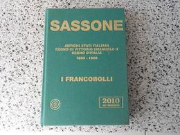 Antichi Stati Italiani-Catalogo Sassone 2010. - Italië