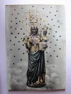 CHRISTIANISME - La Vierge D'Oropa - 1954 - Virgen Mary & Madonnas