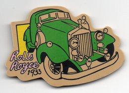 MAGNET    ROLLS ROYCE  1933 - Magnets