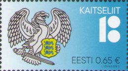 Estonia Estland 2018 MNH **  Mi. Nr. 912 Estonian Defence League - Estland