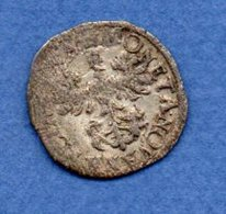 Lorraine  -  Gros De Nancy  -  Henri  II --  état  TTB - 476-1789 Monnaies Seigneuriales