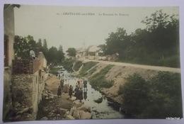 CHATILLON SUR LOIRE-Le Ruisseau De Nancray-Carte Couleur - Chatillon Sur Loire