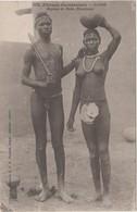 CPA. Burkina. BOBOS. Nus Ethniques (couple) Région De Bobo Dioulasso - Burkina Faso