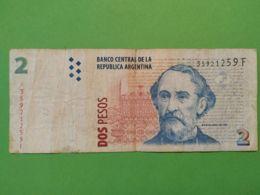 2 Pesos - Argentina