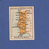 67 - Chromos Chocolat Pupier Europe Portugal Géographie - Altri