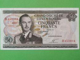 50 Francs 1972 - Lussemburgo