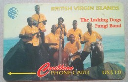 103CBVD Lashing Dogs Band $10 - Virgin Islands