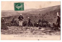 2984 - Signes ( 83 ) - L'Infanterie Coloniale à Chibron ( Tirs Réels De Combatà 1700 M , Sur Silhouettes ) N°37 - - Signes