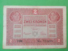 2 Korona  1917 - Austria