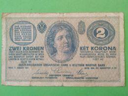 2 Korona  1914 - Austria