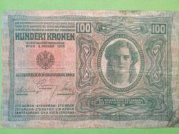 100 Kronen 1912 - Austria