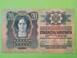 20 Kronen 1913 - Austria