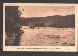 Les Chutes De L'Athabaska - Missions - Canada