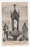 Fondettes-Vallière.37.Indre Et Loire.Notre-Dame De Chevalette.Statue Miraculeuse Du XIIIe Siècle. - Fondettes