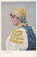 K. ZAHORSKY Pinx - Costumes