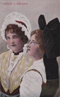 Elsässerin U. Lothringerin - Costumes