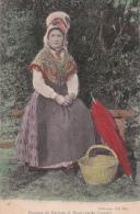 Paysanne Des Environs De Rouen - Costumes