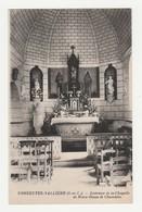 Fondettes-Vallière.37.Indre Et Loire.Intérieur De La Chapelle De Notre-Dame De Chevalette. - Fondettes