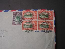 Trinidad , Very Nice Cv, Port Of Spain 1959 - Trinidad Y Tobago