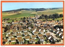 95 FONTENAY EN PARISIS  Vue Générale Aérienne Carte Vierge TBE - Autres Communes