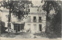 D37 - ST SYMPHORIEN  - PENSION DE FAMILLE CONFORTABLE  MODERNE  2 RUE ERNEST PALUSTRE - Carte Animée - Autres Communes