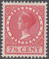 NETHERLANDS       SCOTT NO.  175       MINT HINGED      YEAR  1926     WMK--202 - Period 1891-1948 (Wilhelmina)