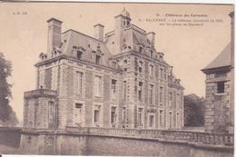 CPA - 6. BALLEROY Le Château......... - Autres Communes