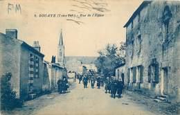 BOUAYE - Rue De L'église. - Bouaye