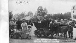 Fontenay Le Vicomte Carte Photo - Fontenay Le Comte