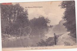 CPA - 29. BRY Le Petit Bras - Bry Sur Marne