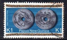 T1904 - PAPUA NUOVA GUINEA 1975 , Yvert N. 286 Usato - Papua Nuova Guinea