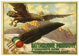 MONDOVI' 4 REGGIMENTO ALPINI - War 1914-18